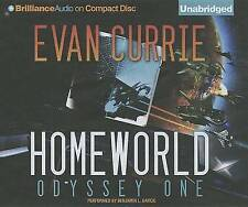 NEW Homeworld (Odyssey Series) by Evan Currie