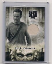 TOPPS WALKING DEAD HUNTERS & THE HUNTED ANDREW LINCOLN/RICK GRIMES RELIC CARD