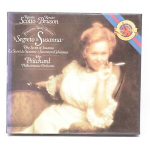 Ermanno Wolf-Ferrari - Il Segreto Di Susanna - CD