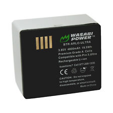 Wasabi Power Battery for Arlo Ultra, Pro 3 (VMA5400)