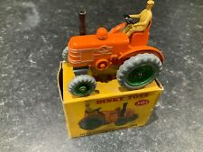 Dinky Toys 301 Field Marshall tractor Boxed