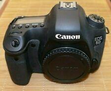 Canon EOS 6d chassis con solo 9.250 inneschi n. 2432.