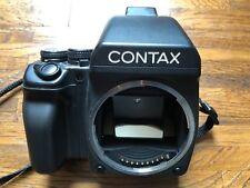 Contax 645 AF Medium Format Film Camera Body Only
