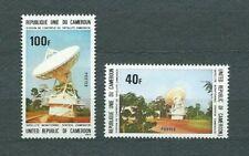 África Camerún - 1976 Yt 596 a 597 - Sellos Nuevos MH AN426