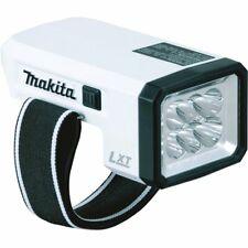 MAKITA DML186W NEW Compact 18V Li-Ion Cordless L.E.D. Flashlight Work Light