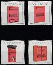 Angola postfris 1994 MNH 973-976 - Brievenbussen