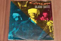 """Ginger – Blind Date (1980) (Vinyl 7"""") (CBS – CBS S 8523)"""