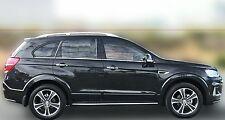 Chevrolet Captiva Chrom Fensterleisten 6 Teilig Zierleisten Edelstahl 2006-2013