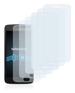 Motorola Moto G5 Plus,  6 x Transparent ULTRA Clear Screen Protector