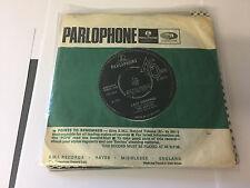 "Lady Madonna  / INNER LIGHT Beatles 7"" vinyl single record UK EX-"
