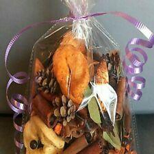 Thanksgiving gift....Fall Harvest potpourri 7 OZ Fragrant  FALL Autumn FREE SH