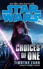 Star Wars: Choices of One by Timothy Zahn | Paperback Book | 9780099542636 | NEW