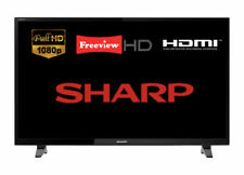 "Sharp LC-48CFE4041K 48"" FHD 1080p LED TV Freeview HD Saorview USB Record"