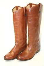 Frye MISMATCH Womens 8 8.5 B Melissa Button NEW Leather Riding Boots 77167 fo