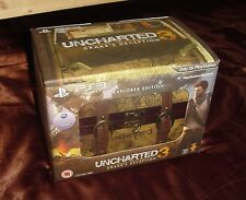 UNCHARTED 3 DRAKE'S DECEPTION Explorer Edition PS3 PLAYSTATION NUOVO