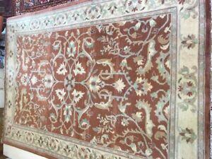 New PersianZiegler Hand made rug 198x137 cm / 6.6x3.4.6
