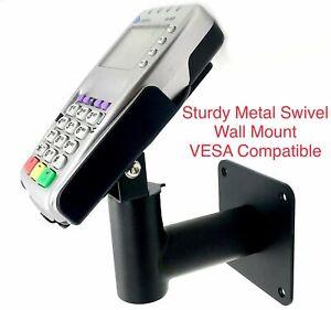 Swivel Wall Mount for Verifone VX805 - Durable Metal Mount - Swivel & Tilts