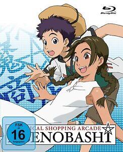 Magical Shopping Arcade Abenobashi (Gesamtausgabe)[2 Blu-ray's/NEU/OVP] 13 Episo