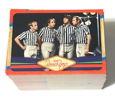 2013 Panini Beach Boys 120 Card Complete Base Set (Mint Condition!)