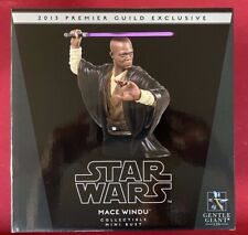 STAR WARS Gentle Giant MACE WINDU Mini Bust PG EXCLUSIVE Disney Brand New PGM