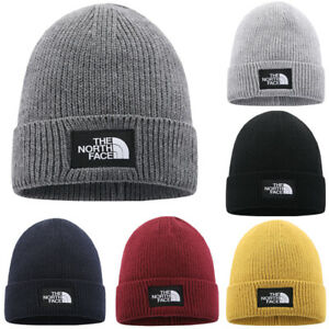 The North Face Fashion Women's Men's Beanie Hat Stretch Hat Knit Cap Hat Unisex