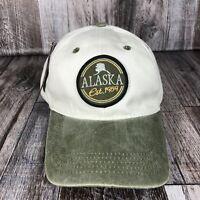 ALASKA ESTABLISHED 1959 HAT CAP ADJUSTABLE ONE SIZE FITS MOST STRAP BACK TRAVEL
