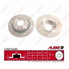 Bremsscheibe, 1 Stück ABE C4B019ABE