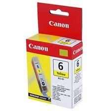 Canon BCI-6 Yellow Ink Cartridge