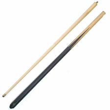 """Maple Club Series Pool / Snooker Cue 57"""" 2pce Cues From Formula Sports"""
