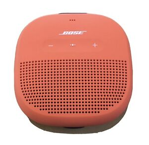 Bose SoundLink Micro Portable Speaker System, Orange (Speaker Only)