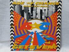 "Age Of Chance(12""Vinyl)Don't Get Mad...Get Even!-UK-VS  989 13-Virgin"