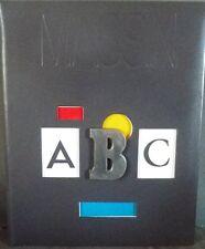 MASSIN L'ABC du métier 1988 Rare exemplaire de tête dans une reliure à système
