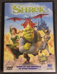 Shrek DVD Zone 2, Piste VF 5.1, Très Bon État