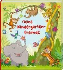 Meine Kindergarten-Freunde | Tiere im Dschungel | Buch | Deutsch | 2020