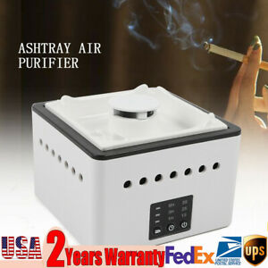 Room Air Purifier with Filter Home Smoke Cleaner Eater Indoor Dust Remover USA