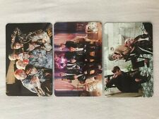 BTS Photocards Memories / Summer Packages / Season's greetings / Concept Book