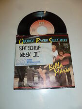 "GEORGE BAKER SELECTION - Bella Maria - 1987 Dutch 7"" Juke Box vinyl single"
