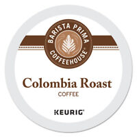 Colombia K-Cups Coffee Pack, 24/Box