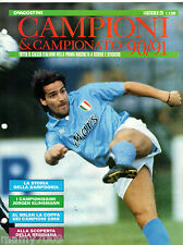 COVER FASCICOLO 25=INCOCCIATI (NAPOLI)=CAMPIONI & CAMPIONATO 90/91=DEAGOSTINI