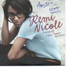 (AS701) Remi Nicole, Standing Tears Apart - DJ CD