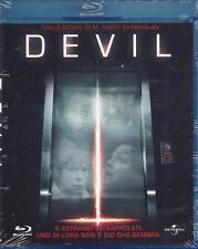 Blu-ray Disc **DEVIL** Nuovo Sigillato 2010