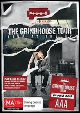 Grindhouse Tour - Live At The O2 2013 - Plan B DVD NEW SEALED HIP HOP RAP