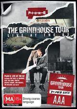 Grindhouse Tour - Live At The O2 2013 - Plan B DVD NEW SEALED HIP HOP RAP