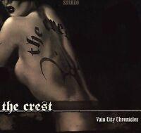 Vain City Chronicles [Digipak] CD by The Crest (May-2005, Season of Mist)
