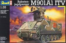 KIT REVELL 1:35 KIT DA MONTARE CARRO  Raketen Jagdpanzer M901A1 ITV 03087 $