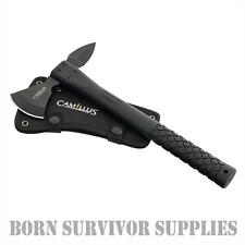 Camillus RAVENOUS HATCHET & SHEATH - Tomahawk Survival & Bushcraft Tool Axe Hawk
