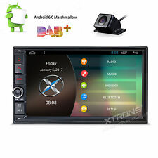 """XTRONS Double 2Din 7"""" Android 6.0 Car Stereo GPS Navi Radio Quad-Core DAB+ 1080P"""
