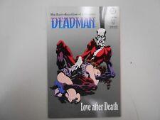 SIGNED Deadman Love After Death Book one! (1989, DC) NMN9.6+! KELLEY JONES AUTO!
