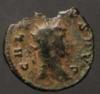 R22-02  Gallienus. AD 253-268.  Antoninianus.  Jupiter Reverse