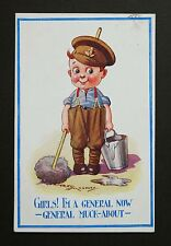 05 July 1917 WW1 Postcard Soldier Army Strensall Camp Field Leeds Yorkshire